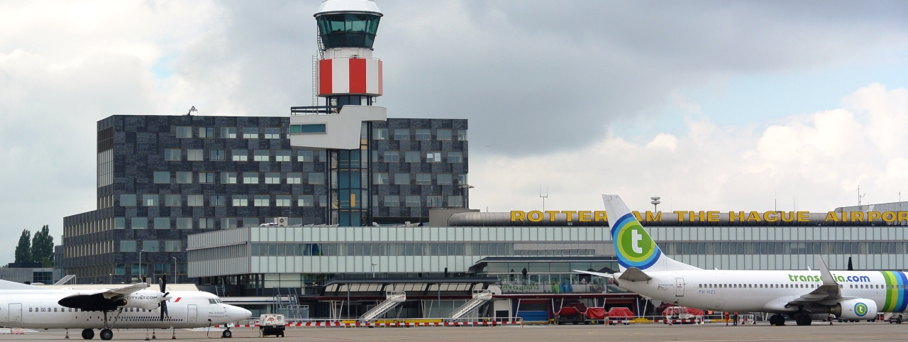 Private Jet Charter to Rotterdam The Hague Airport